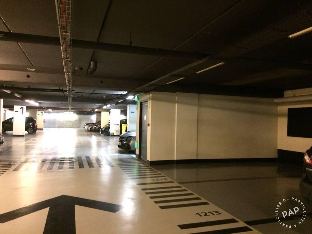 Location garage parking paris 7e 190 e de particulier for Location garage orleans particulier