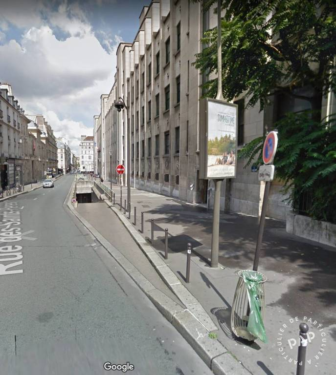Vente garage parking paris 6e de particulier for Vente garage parking angers
