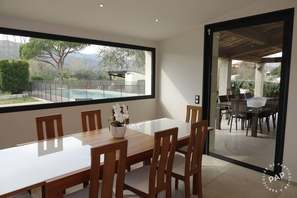 Vente immobilier 649.000€ La Roquette-Sur-Siagne (06550)