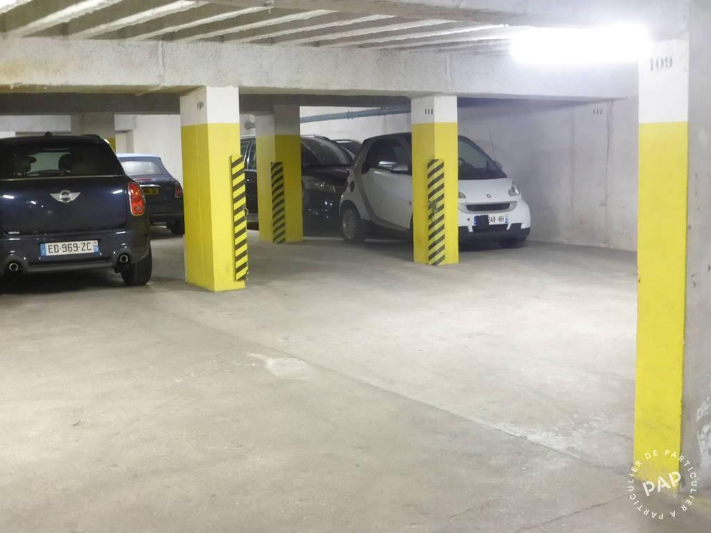 location garage parking paris 16e 290 de particulier particulier pap. Black Bedroom Furniture Sets. Home Design Ideas