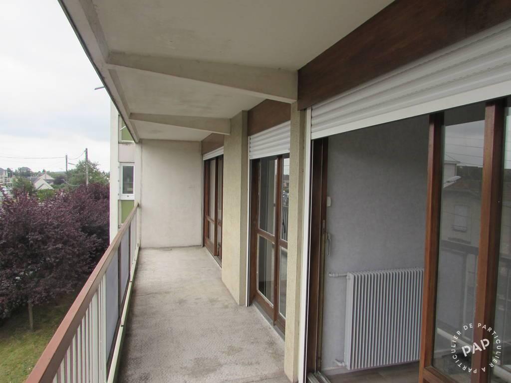 Appartement 96.000€ 52m² Orleans (45)
