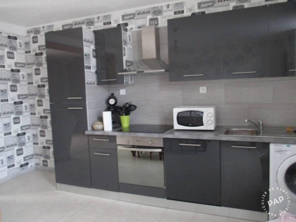 Location appartement 4 pièces Luzy (58170)