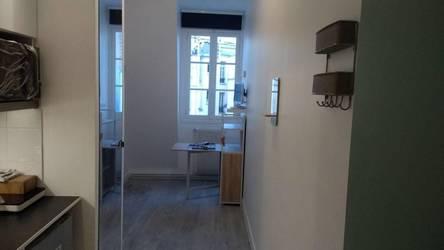 Location Meublée Studio 11 M² Paris 16E   600 U20ac
