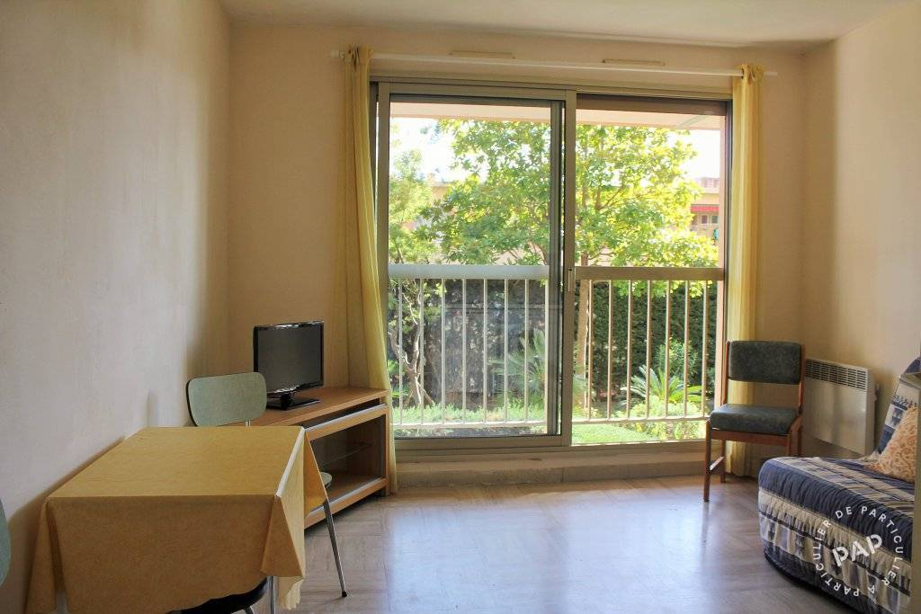 Vente appartement studio Nice (06)