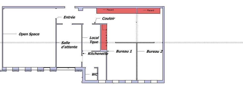 Vente Bureaux et locaux professionnels Sevres (92310)