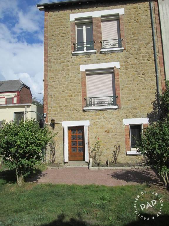 Vente maison 75 m charleville mezieres 08000 75 m for Jardin 08000