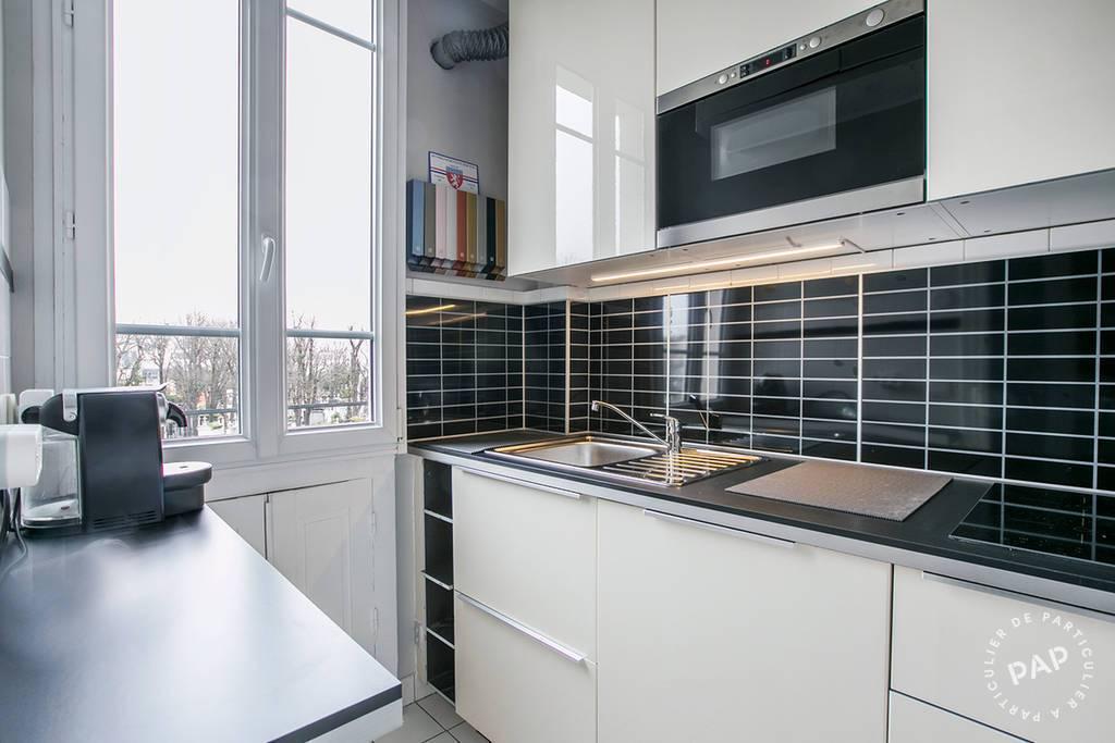 location meubl e studio 24 m paris 16e 24 m de particulier particulier pap. Black Bedroom Furniture Sets. Home Design Ideas