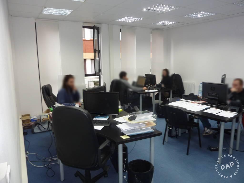 Bureaux et locaux professionnels 90m²