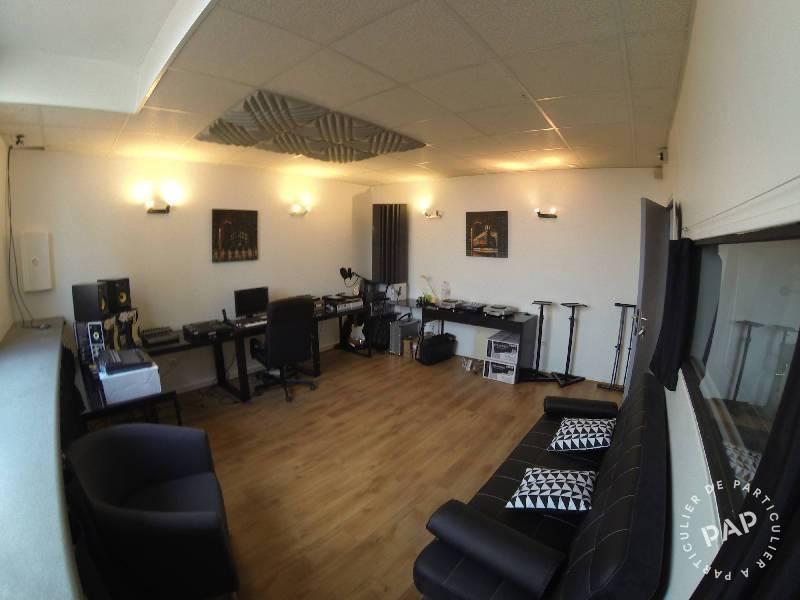 Vente et location Bureaux, local professionnel Bagnolet (93170) 40m² 720€