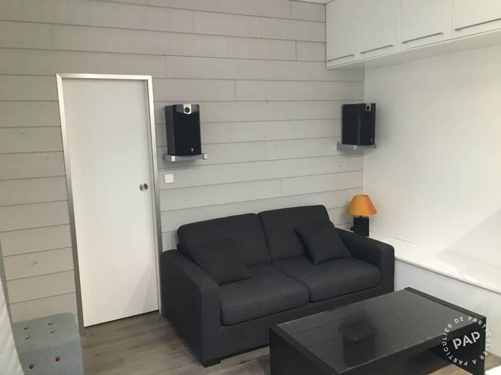 Location appartement 2 pièces Paris 11e