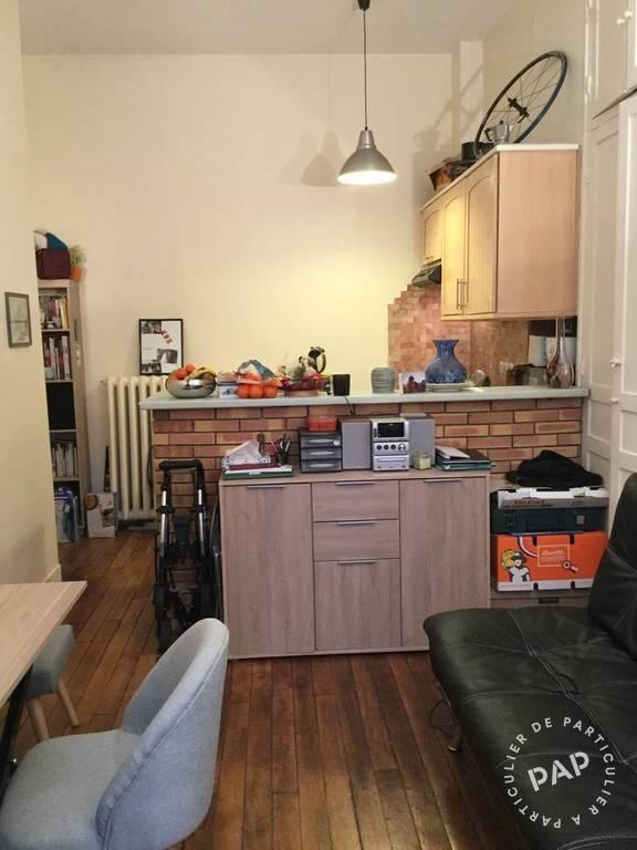 Location meubl e appartement 2 pi ces 43 m paris 17e 43 for Location meuble paris 17 particulier