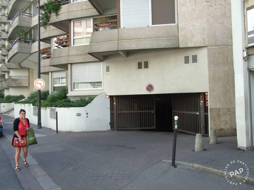 location garage parking paris 15e 160 de
