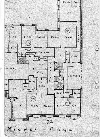 paris 16e michel ange paris 75 160 m de particulier particulier pap. Black Bedroom Furniture Sets. Home Design Ideas