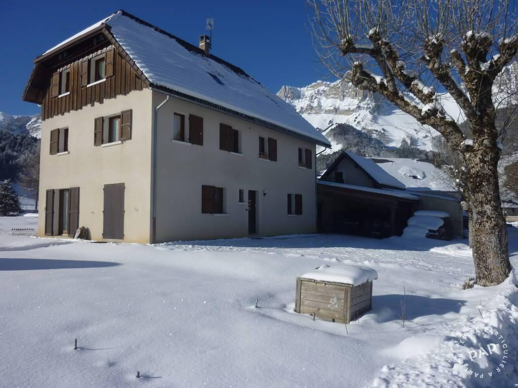Vente maison 220 m gresse en vercors 38650 220 m for Vente maison vercors