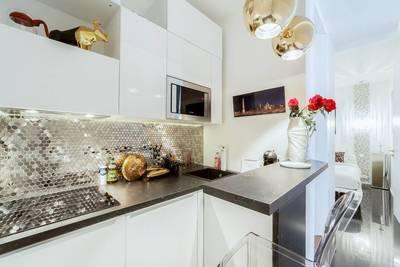Location meublée appartement 2pièces 36m² Paris 15E - 1.800€