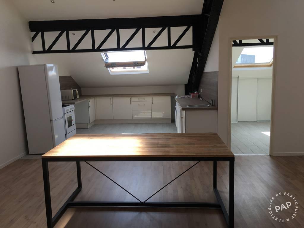 Location Appartement Ivry-Sur-Seine (94200) 150m² 2.070€