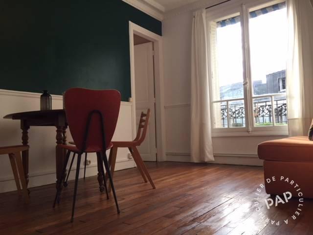 Location Meubl E Appartement 2 Pi Ces 36 M Paris 19e 36