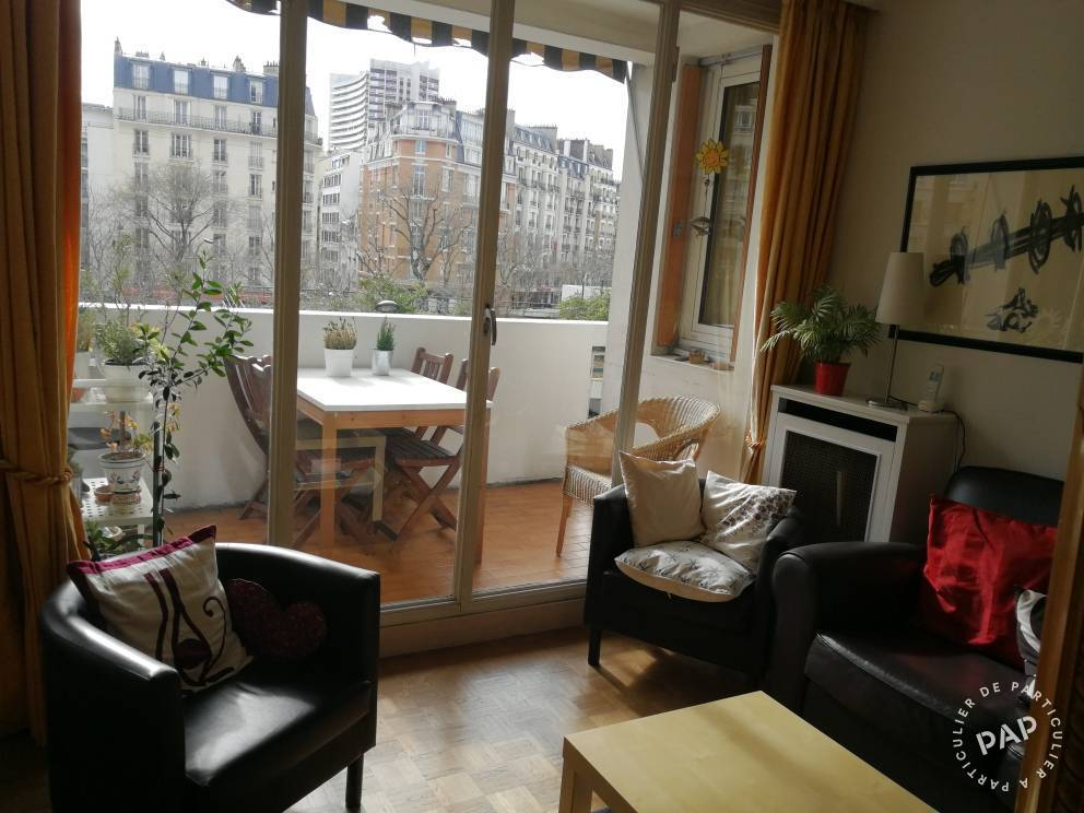 Vente Appartement Paris 15E 114 m² 1.053.000 €