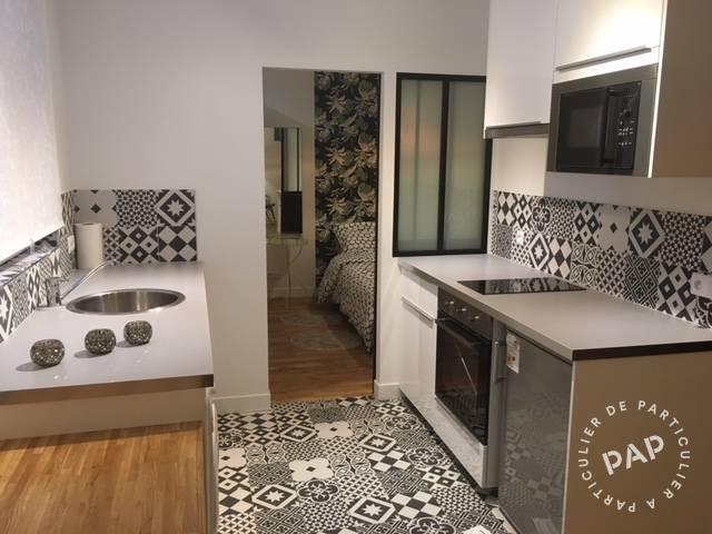 Location Appartement Levallois-Perret (92300) 33m² 1.250€