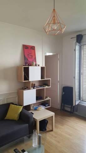 Location meublée appartement 2pièces 32m² Ivry-Sur-Seine (94200) - 800€