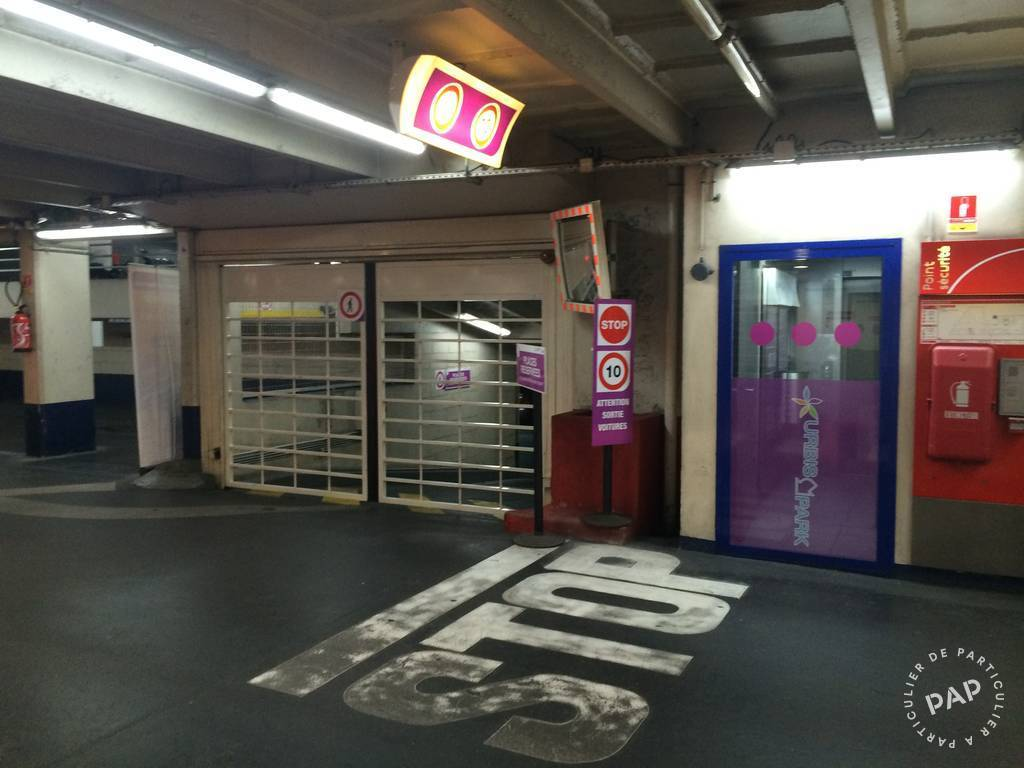Location garage parking paris 9e 140 de particulier particulier pap - Location garage paris 15 ...
