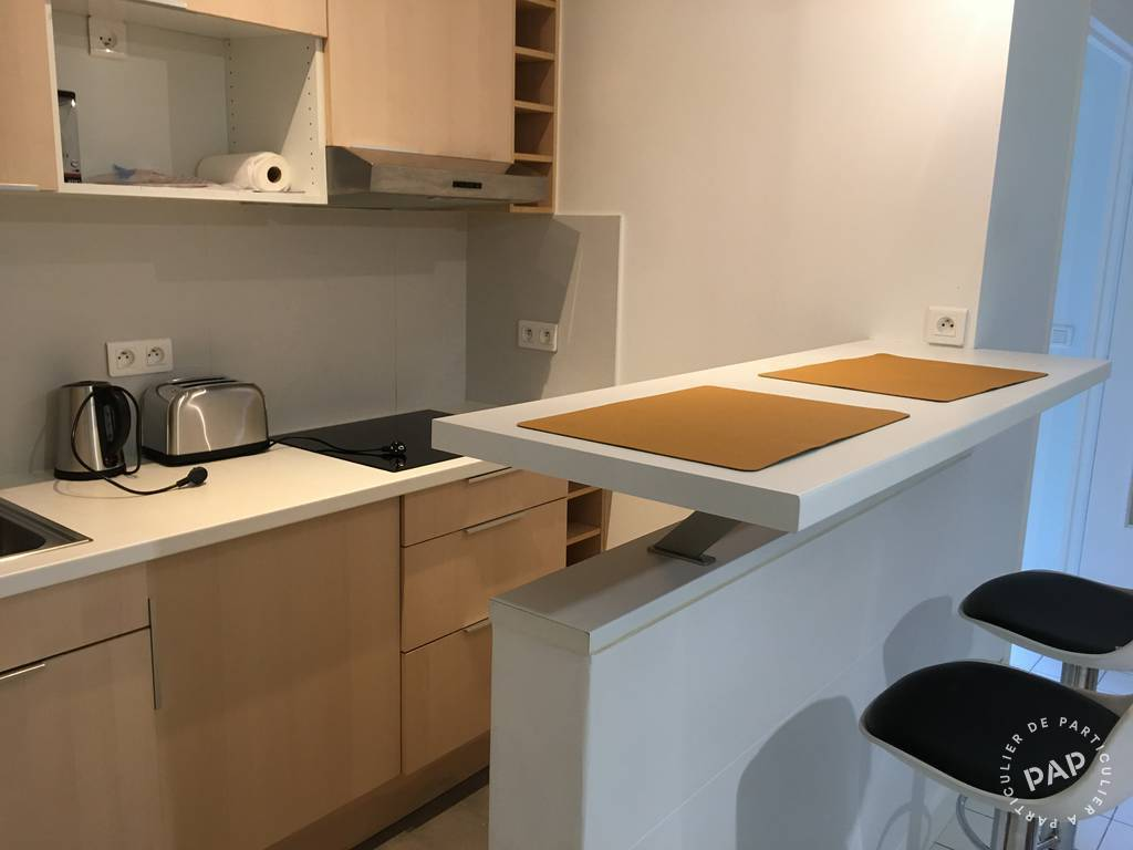 Location immobilier 1.250 € Paris 13E