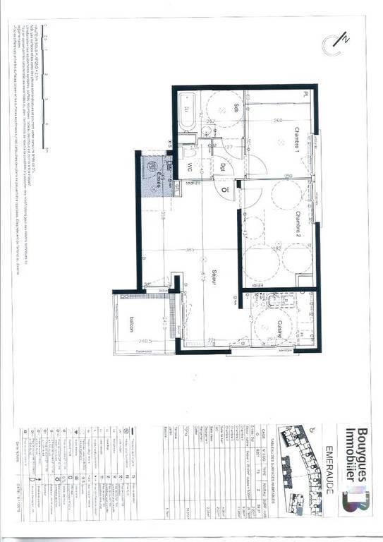 Location Appartement Bretigny