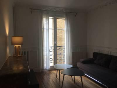 Location meublée appartement 2pièces 47m² Paris 14E - 1.495€