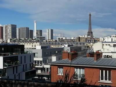 Location meublée studio 24m² Paris 15E - 1.290€
