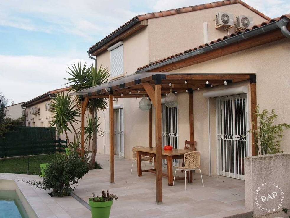 Vente Maison Mireval,15Mn Sète Et Montpellier 320m² 845.000€
