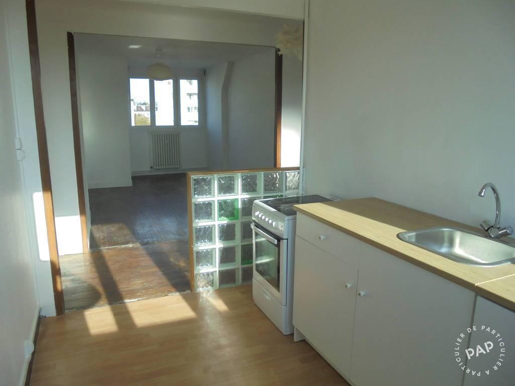 location meubl e appartement 2 pi ces 46 m caen 14000 46 m 600 de particulier. Black Bedroom Furniture Sets. Home Design Ideas