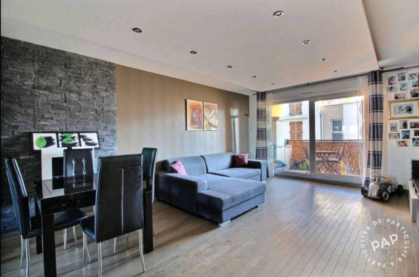 Location meubl e appartement 3 pi ces 68 m saint ouen for Appartement atypique saint ouen