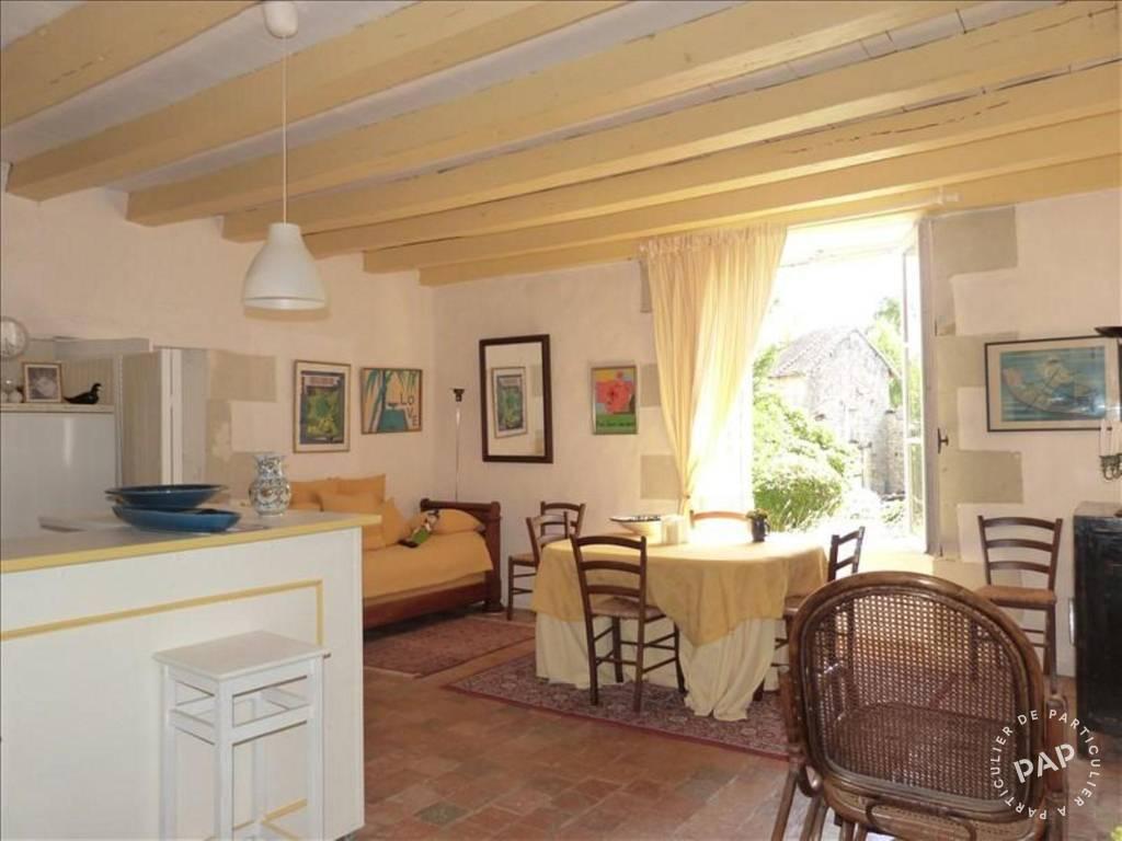 Vente immobilier 220.000€ Saint-Jean-De-Sauves (86330)