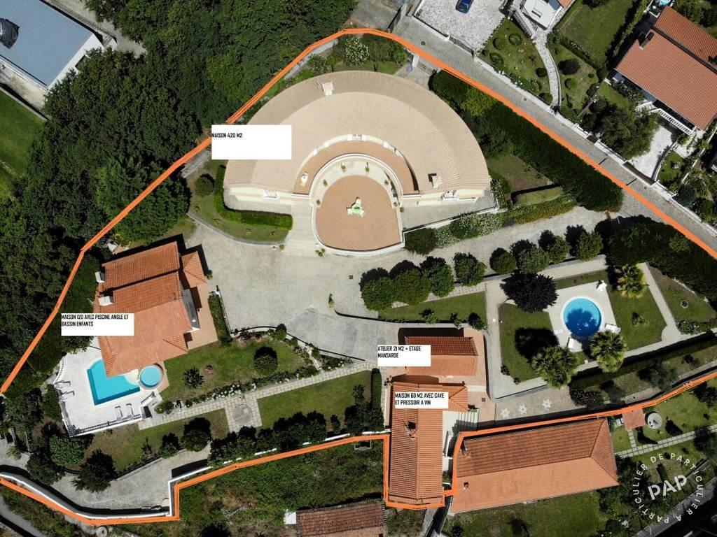 Vente immobilier 850.000€ A 45 Mn De Porto