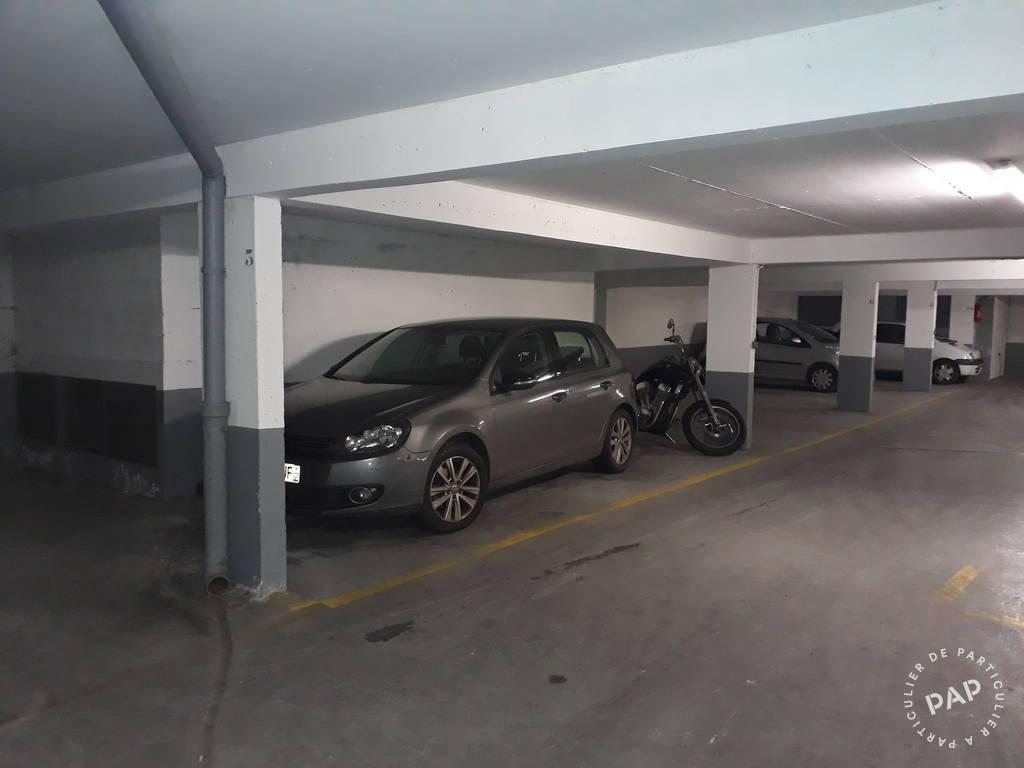 location garage parking paris 20e 69 de particulier. Black Bedroom Furniture Sets. Home Design Ideas