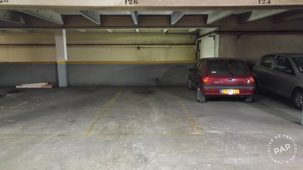 Location garage parking paris 13e 95 de particulier particulier pap - Location garage paris 15 ...