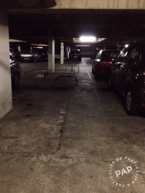 Location garage parking 12 m paris 19e 12 m 100 for Garage opel paris 12