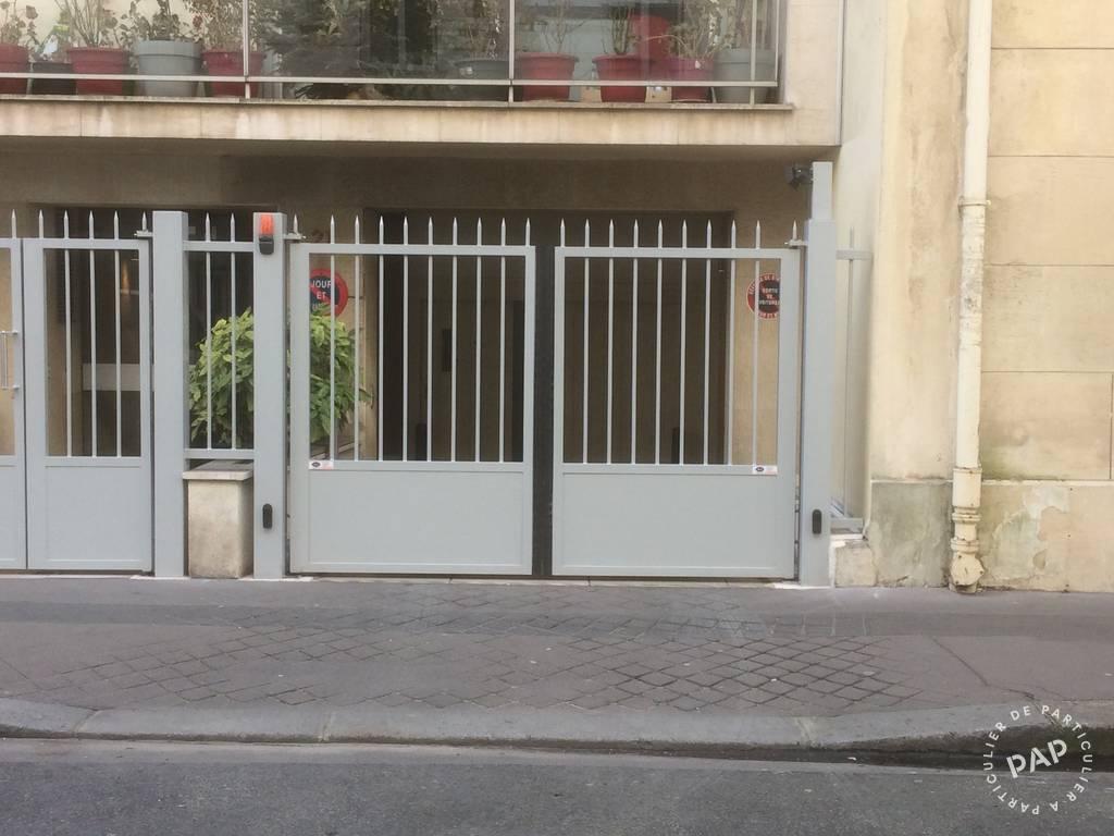 Vente garage parking 13 m neuilly sur seine 92200 13 for Garage dias carrieres sur seine