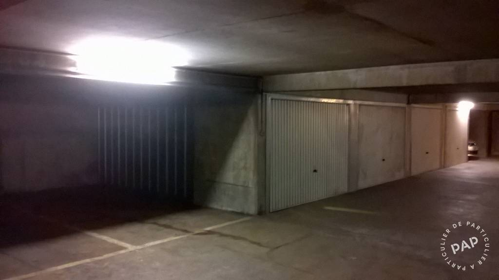 Location garage parking paris 16e 185 de for Garage paris 16