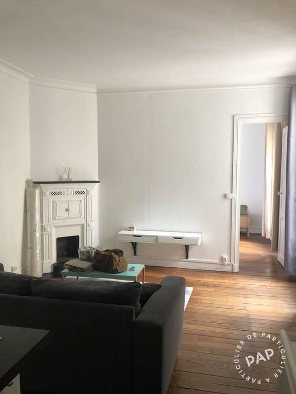 Location meubl e appartement 2 pi ces 40 m paris 7e 40 for Appartement meuble location paris