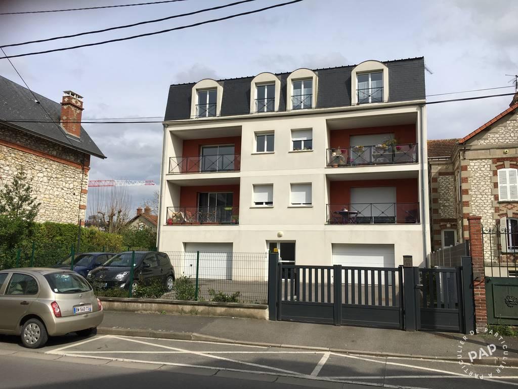 Location Appartement Montereau-Fault-Yonne (77130) 45m² 550€