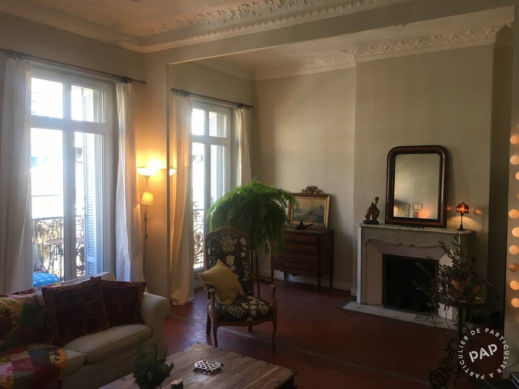Vente Appartement Marseille 6E