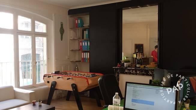 location bureaux et locaux professionnels 20 m paris 10e 20 m de particulier. Black Bedroom Furniture Sets. Home Design Ideas