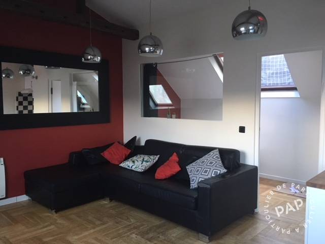 Location Paris 1Er 45 m²