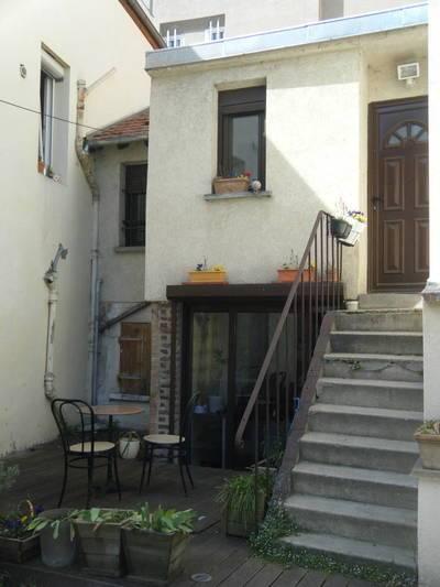 Vente appartement 3pièces 45m² Corbeil-Essonnes (91100) - 105.000€