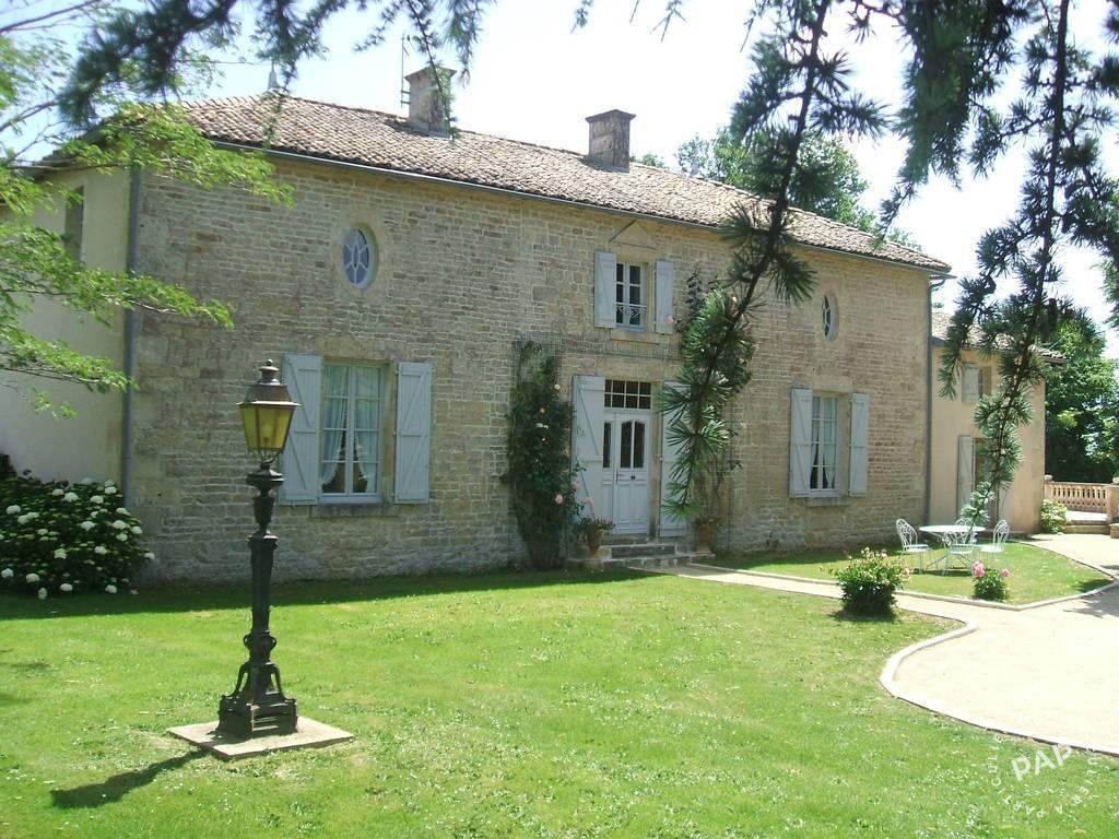 Vente Maison Saint-Vincent-La-Chatre (79500) 266m² 285.000€