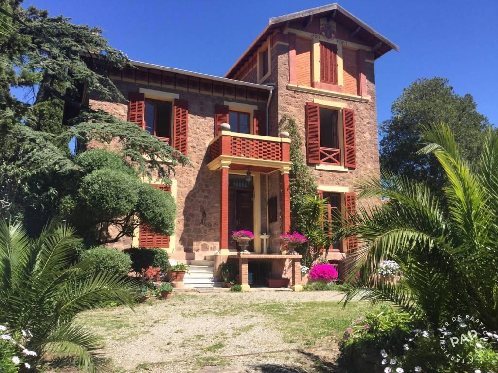 Vente Maison Saint-Raphaël, À 60M De La Plage 200m² 1.200.000€