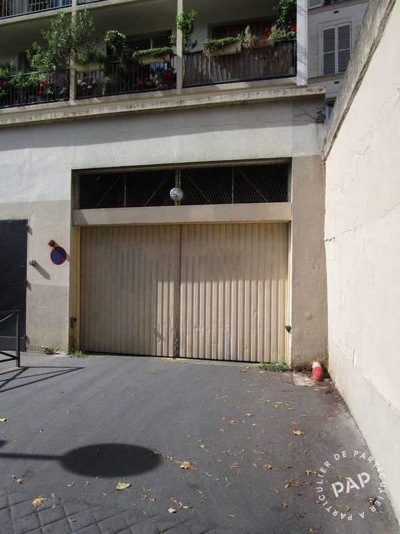 Location garage parking paris 14e 119 de for Location garage 14