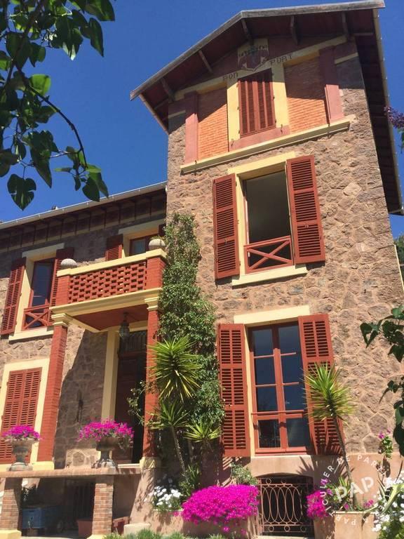 Vente Maison Saint-Raphaël, À 60M De La Plage