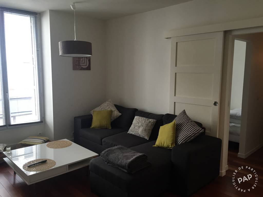 Location meubl e appartement 2 pi ces 28 m paris 18e 28 for Location appartement meuble paris